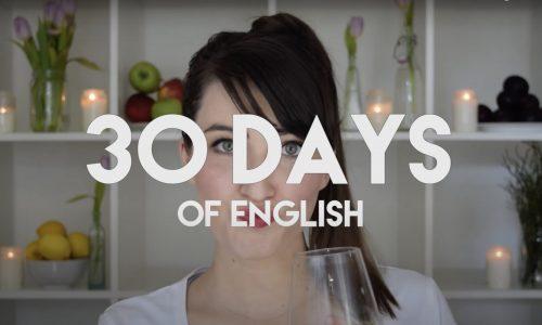 Curso 30 Days of English – Tipsy Yak